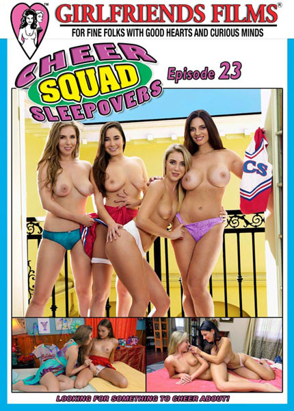 Cheer Squad Sleepovers vol 23 (2017)