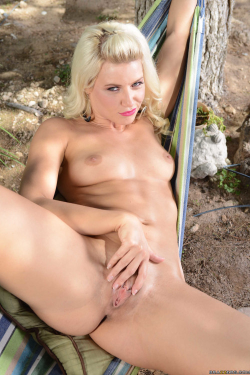 A Passionate Blonde In Search Of A Big Cock