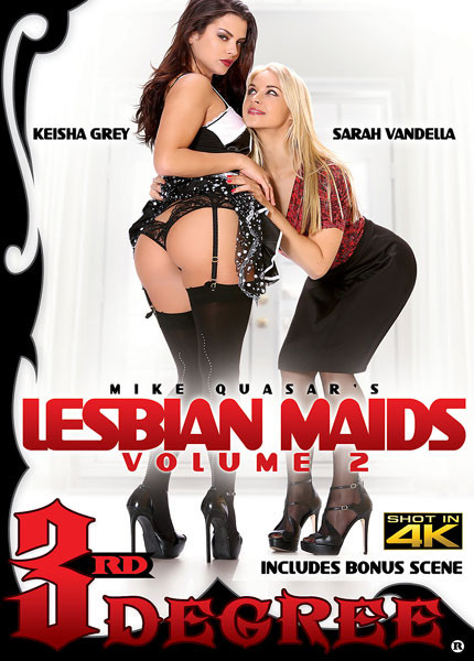 Lesbian Maids vol 2 (2017) Lesbians