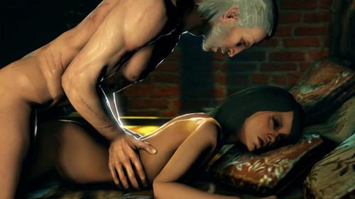 Corinne 3D Porno