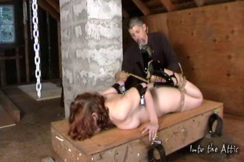 Wonderfull Sweet Vip Gold Collection Of IntoTheAttic. Part 1. BDSM