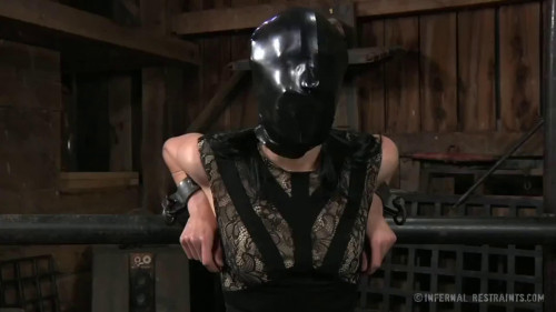 Tight bondage, strappado and torture for horny slavegirl part 2 Full HD
