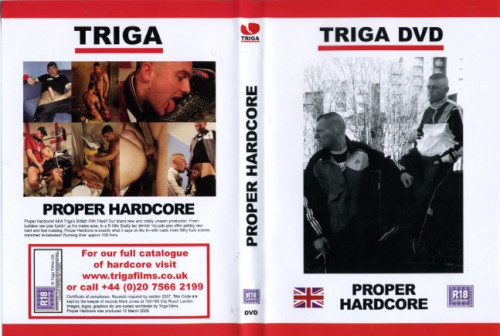 Triga Films Proper Hardcore