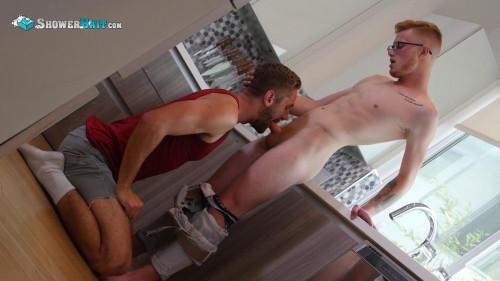 ShowerBait - Redhead Seduction - Wesley Woods & Zach Covington