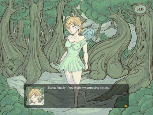Elana Champion Of Lust Hentai games