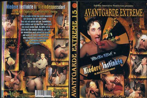 Avantgarde Extreme 15 Sex Extremals