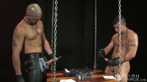Jesse Santana Gay BDSM