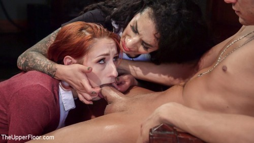 Arabelle Raphael Gets Sweet Revenge on Rich Bitch Violet Monroe
