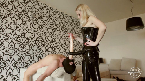 Lilse von Hitte - How Deep is your Throat? - HD 720p Femdom and Strapon