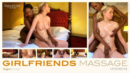 Valerie & Lynne - Girlfriends Massage