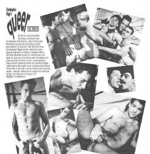 Queer The Movie Gay Retro