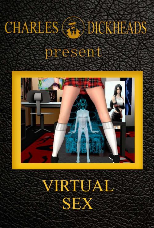 Charles Dickheads- Virtual sex 3D Porn