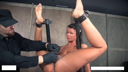 Sew her pussy for fun