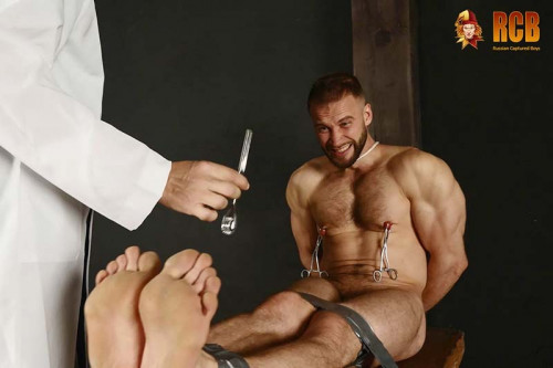 RCapturedBoys - Commando Stas and the Doctor. Part II
