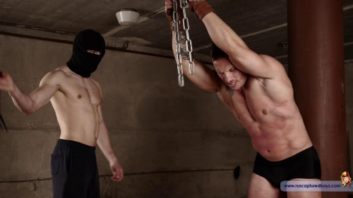 RusCapturedBoys - Criminal Yuriy - Part II