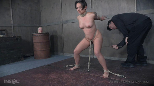 Pushed, Pinned, Pounded Part 1