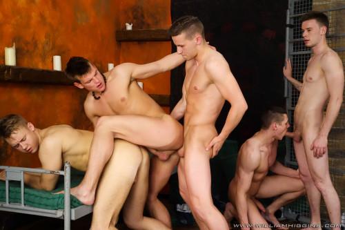 Wank Party 2014 #3, Part 2