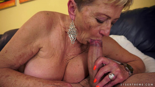Granny Off Duty Mature, MILF