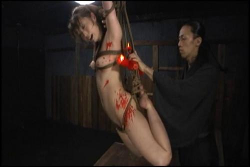 Ban SM Bondage Slave Kasumi Hateho