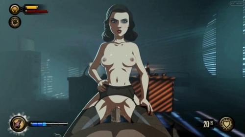 Bioshock Intimate Cartoon Porn