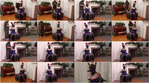 Bondage Orgasm for Ponygirl Lorelei Part 1