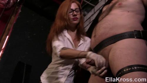Controlling My Slave Handjob