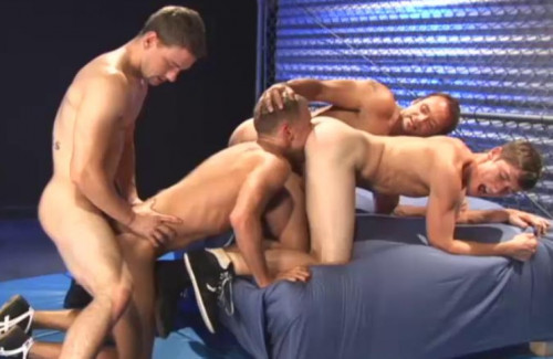 Tease Fuck With Gangbang Gay Full-length films
