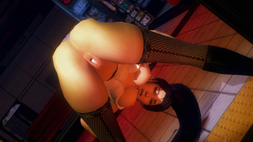 Kunoichi: Fall of the Shrinemaiden 3D Porno