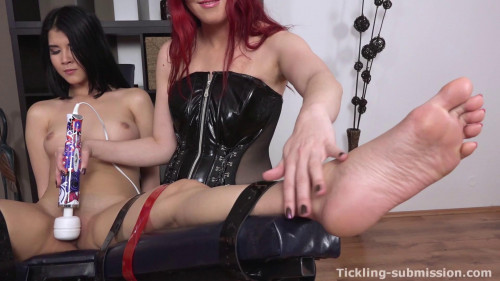 Excellent Nice Vip Gold Unreal Collection Tickling Fetish. Part 1.