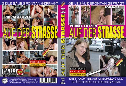 Auf der Straße Public Sex