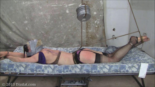 Brendasbound - 24 Hours Of Bondage 3rd Hour Part 3 Of 3