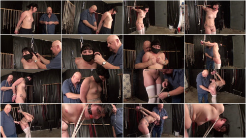 Slave in the Dungeon Part One