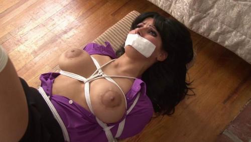 Busty Secretary BDSM
