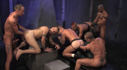 Fistpack 10: Best In Hole Gay Movies