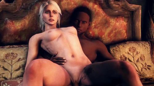 ciri yennefer 3D Porno