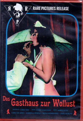 Das Gasthaus Zur Wollust (1980) - Marcella Petrelli, Andrea Aureli Retro