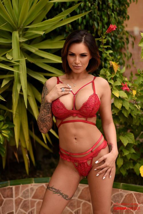 Gemma Massey porn photo