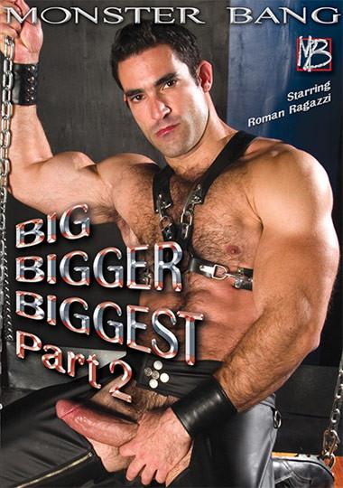 Big Bigger Biggest vol.2 Gay Full-length films
