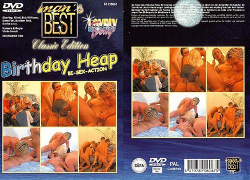 Birthday Heap Bi-Sex-Action Bisexuals