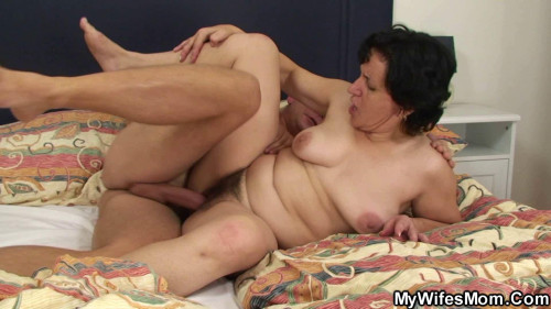Morning sex with her Mature, MILF