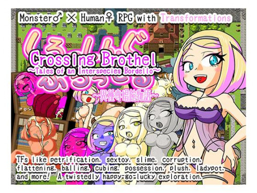 Crossing Brothel Tales of an Interspecies Bordello - Super RPG Game