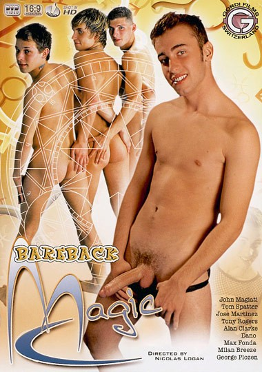 Bareback Magic - Milan Breeze, Jose Martinez, Tom Spatter