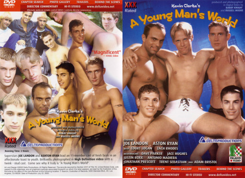 A Young Man's World Gay Movie