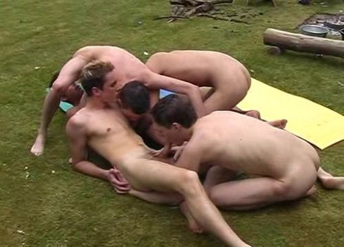 In Tents Orgasms Gay Movie