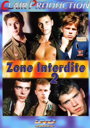 Zone Interdite vol.2 Gay Full-length films
