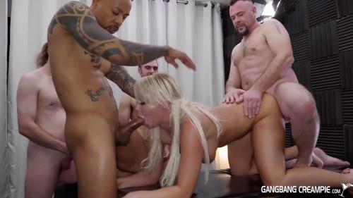 London River - Gangbangcreampie Sex Orgy