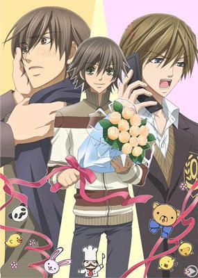 Junjou Romantica - Vol. 2 Anime and Hentai
