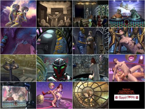Pornomation part 2 3D Porno