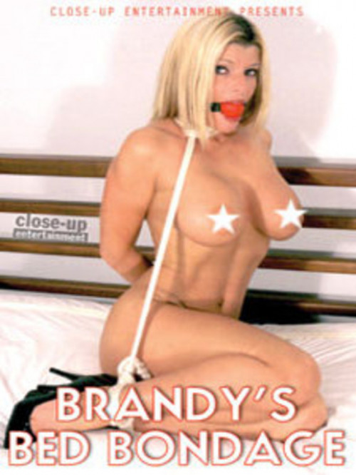 Brandy's Bed Bondage BDSM