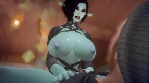 Skyrim immersive porn 3D Porno